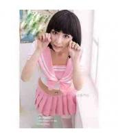 【即納】ライトピンク JK女学生|制服|セーラー服 コスプレ☆tk-xx81117