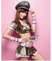 ステージ衣装 婦警 女警官 警察 コスプレ レースクイーン コスチューム ハロウィン仮装 bwn0005-1