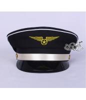 警察帽子 スチュワーデス コスプレ小道具 ハロウィン仮装 コスチューム bwn0031-2
