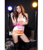 チアガール レースクイーン ダンサークラブ ステージ衣装 コスチューム コスプレ ハロウィン仮装 bwn0048-1