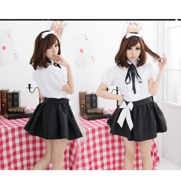女子高生コスプレ コスチューム ステージ衣装 ハロウィン仮装 bwn0079-1