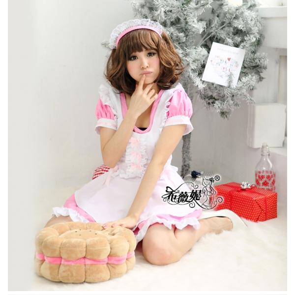 メイドコスチューム セクシーコスプレ ステージ衣装 ハロウィン仮装 bwn0085-4