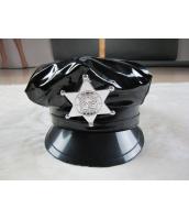 警察帽子 コスプレ コスチューム ハロウィン仮装 bwn0120-1