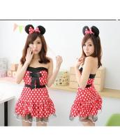 ミキーマウス コスプレ ステージ衣装 コスチューム ハロウィン仮装 bwn0124-1