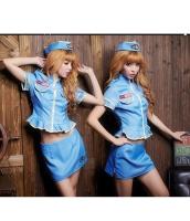 スチュワーデス フライトアテンダー コスチューム コスプレ ハロウィン仮装衣装 bwn0125-1