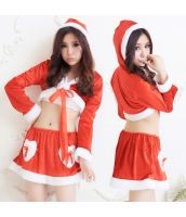クリスマスコスチューム レディースサンタ コスプレ bwn0136-1
