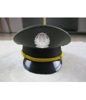警察帽子 スチュワーデス コスプレ小道具 ハロウィン仮装 コスチューム bwn0146-1