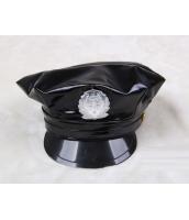 警察帽子 スチュワーデス コスプレ小道具 ハロウィン仮装 コスチューム bwn0160-1