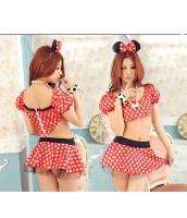 ミキーマウス コスプレ ステージ衣装 コスチューム ハロウィン仮装 bwn0176-1