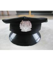 警察帽子 スチュワーデス コスプレ小道具 ハロウィン仮装 コスチューム bwn0192-1