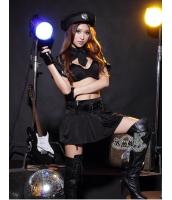 ステージ衣装 婦警 女警官 警察 コスプレ レースクイーン コスチューム ハロウィン仮装 bwn0241-1