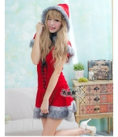 クリスマスコスチューム レディースサンタ コスプレ bwn0246-1