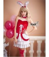 バニーガール コスプレ うさぎちゃん コスチューム ハロウィン仮装衣装 bwn0247-1