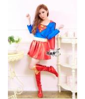 スーパーウーマン 映画 ムービー スター ステージ衣装 コスプレ コスチューム ハロウィン仮装 bwn0284-1