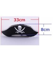 海賊帽子 パイレーツ コスプレ小道具 ハロウィン仮装 コスチューム bwn0292-1