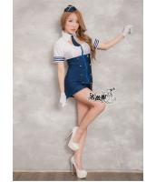スチュワーデス フライトアテンダー コスチューム コスプレ ハロウィン仮装衣装 bwn0302-1