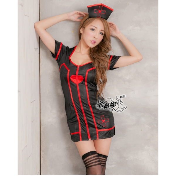 看護婦 コスプレ ナース服 コスチューム ハロウィン仮装衣装 bwn0304-1