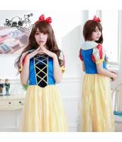 白雪姫 ダンサー ステージ衣装 コスプレ コスチューム ハロウィン仮装 bwn0313-1