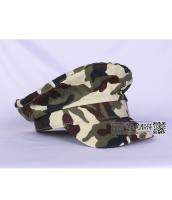 迷彩帽子 警官 兵士 スチュワーデス コスプレ小道具 ハロウィン仮装 コスチューム bwn0318-1