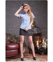 女警官 ステージ衣装 婦警 警察 コスプレ レースクイーン コスチューム ハロウィン仮装 bwn0330-1