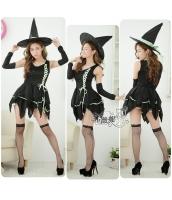 魔女 ウィッチ パーティ衣装 バンパイア ハロウィン仮装 コスプレ コスチューム bwn0337-1