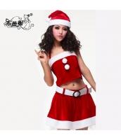 キュート・セクシー ベアトップ・サンタガール サンタクロース クリスマス bwn0350-1