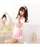 メイド ウェイトレス コスチューム コスプレ ハロウィン 仮装 衣装 5点セット bwn1006-2
