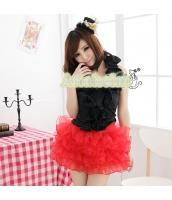 メイド ウェイトレス コスチューム コスプレ ハロウィン 仮装 衣装 3点セット bwn1008-2