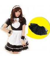 メイド ウェイトレス コスチューム コスプレ ハロウィン 仮装 衣装 6点セット Mサイズ bwn1020-1
