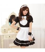 メイド ウェイトレス コスチューム コスプレ ハロウィン 仮装 衣装 5点セット Mサイズ bwn1020-5