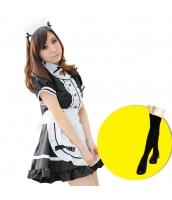 メイド ウェイトレス コスチューム コスプレ ハロウィン 仮装 衣装 5点セット Mサイズ bwn1031-5