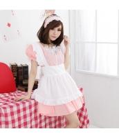 メイド ウェイトレス コスチューム コスプレ ハロウィン 仮装 衣装 3点セット Mサイズ bwn1035-2