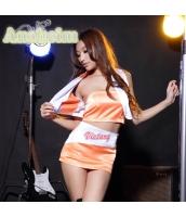 レースクイーン ダンス・ステージ衣装 コスチューム コスプレ ハロウィン 仮装 ポールダンサー衣装 3点セット bwn1036-1