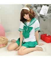 コスチューム コスプレ ハロウィン 仮装 衣装 女子高生制服 セーラー服 2点セット bwn1039-4