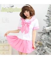 コスチューム コスプレ ハロウィン 仮装 衣装 女子高生制服 セーラー服 2点セット bwn1039-5