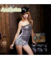 ダンス・ステージ衣装 コスチューム コスプレ ハロウィン 仮装 ポールダンサー衣装 2点セット bwn1040-1