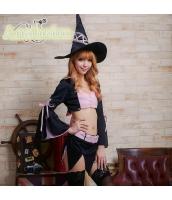 ハロウィン 魔女 コスチューム コスプレ 仮装 衣装 ウィッチ 3点セット bwn1041-1
