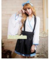 ハロウィン 巫女 コスチューム コスプレ 仮装 衣装 4点セット Mサイズ bwn1053-3