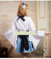 ハロウィン 巫女 コスチューム コスプレ 仮装 衣装 4点セット Lサイズ bwn1053-5
