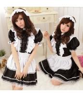 メイド ウェイトレス コスチューム コスプレ ハロウィン 仮装 衣装 2点セット Mサイズ bwn1063-1