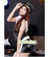 ダンス・ステージ衣装 コスチューム コスプレ ハロウィン 仮装 ポールダンサー衣装 6点セット L码不带帽子サイズ bwn1072-8