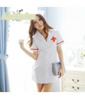 看護婦 ナース 制服 コスチューム コスプレ ハロウィン 仮装 衣装 2点セット Mサイズ bwn1084-2
