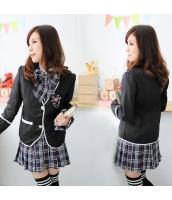 女子高生制服 コスチューム コスプレ ハロウィン 仮装 衣装 4点セット bwn1085-1