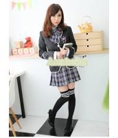 女子高生制服 コスチューム コスプレ ハロウィン 仮装 衣装 Sサイズ 4点セット bwn1085-1