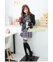 女子高生制服 コスチューム コスプレ ハロウィン 仮装 衣装 Mサイズ 4点セット bwn1085-2
