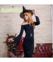 ハロウィン 魔女 コスチューム コスプレ 仮装 衣装 ウィッチ 2点セット bwn1091-1