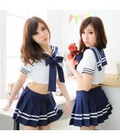 コスチューム コスプレ ハロウィン 仮装 衣装 女子高生制服 セーラー服 3点セット bwn1096-1