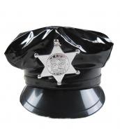 警官 婦警 ポリス 警察 コスプレアイテム・小道具 キャップ 帽子 コスチューム ハロウィン 仮装 衣装 bwn1097-1