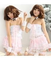 メイド ウェイトレス コスチューム コスプレ ハロウィン 仮装 衣装 7点セット bwn1112-1