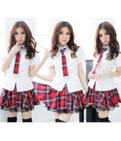 女子高生制服 コスチューム コスプレ ハロウィン 仮装 衣装 4点セット Mサイズ bwn1126-7